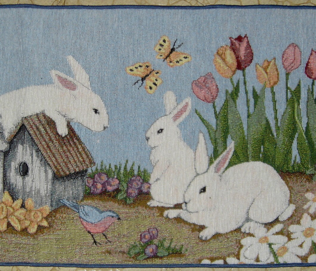 Bunny Rabbit Home Decor